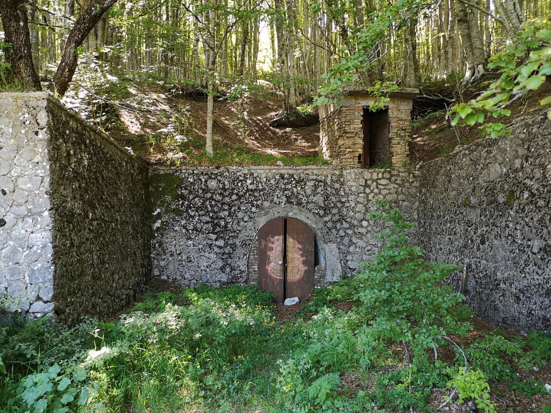 bunker base nato campania